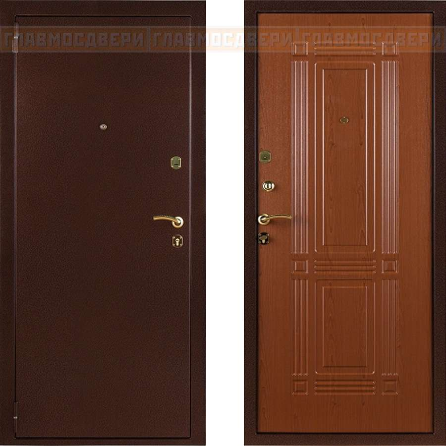 дешевые заводские входные двери